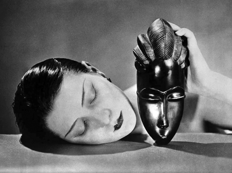 man ray copia