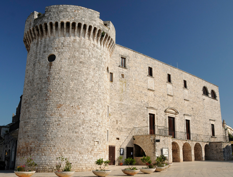 castello conversano copia