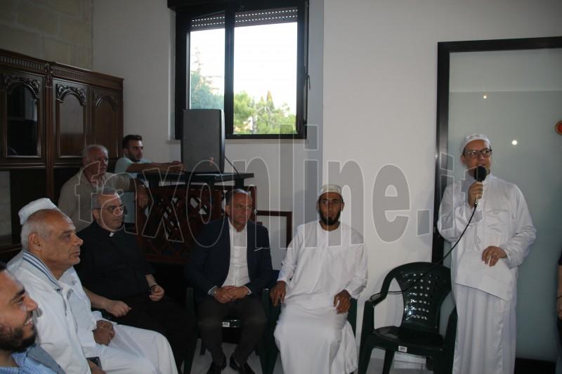 inaugurazione comunita islamica