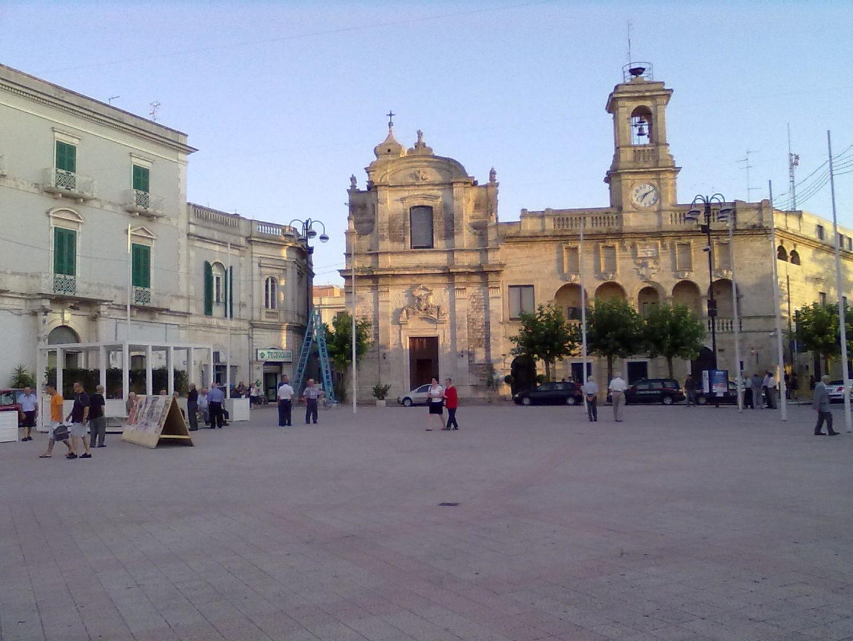 Gioia del Colle piazza Plebiscito