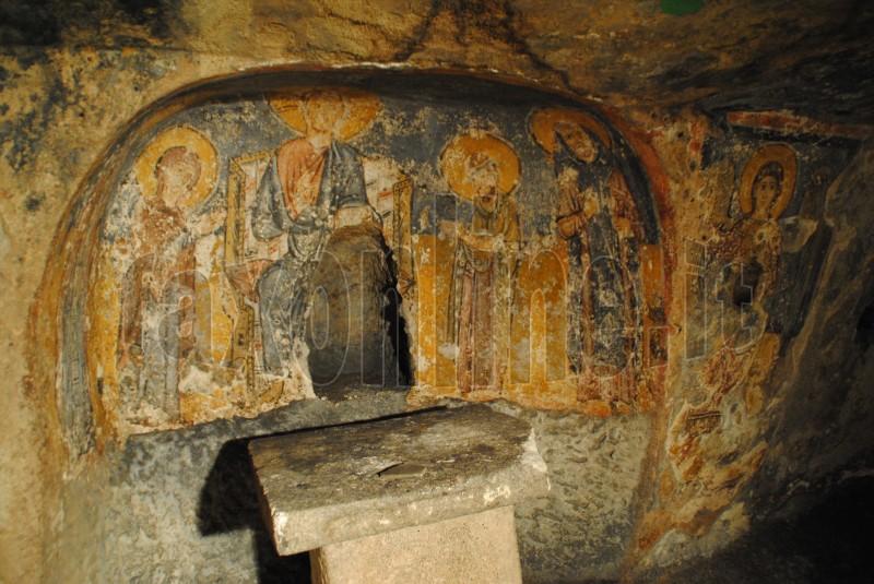 cripta san leonardo