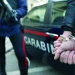 carabinieri arresto manette