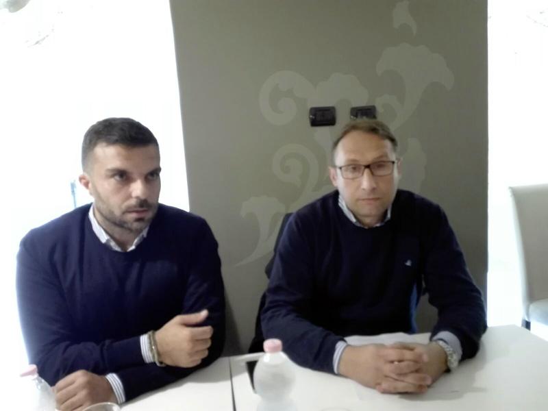 Alessandro De Rosa e Giuseppe Zileni