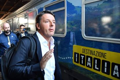 renzi destinazione italia