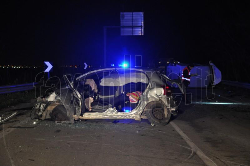 incidente circonvallazione turi
