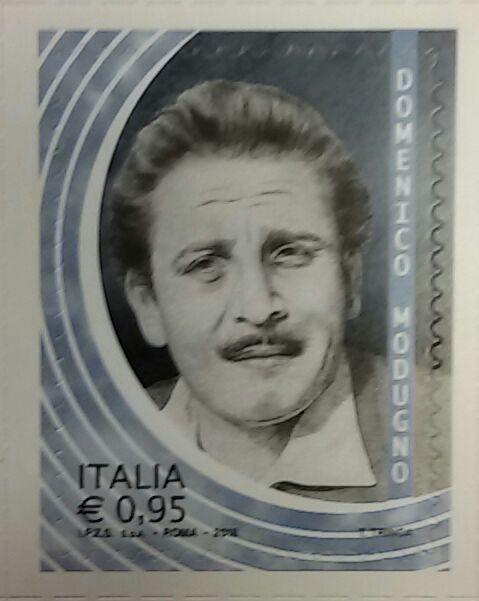 francobollo domenico modugno