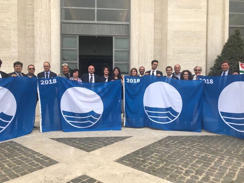 bandiera blu20182
