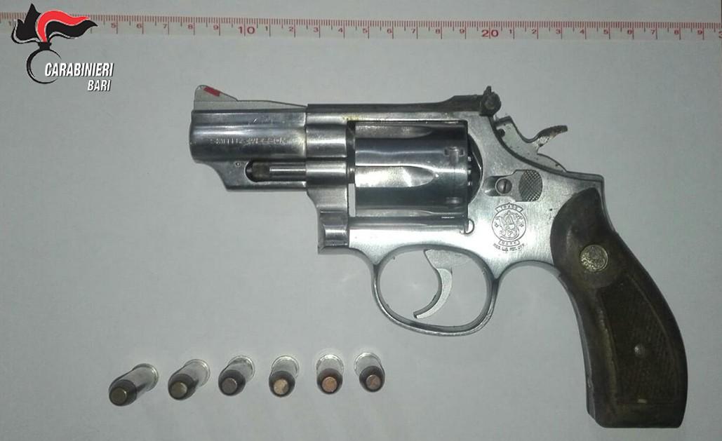 pistola copia