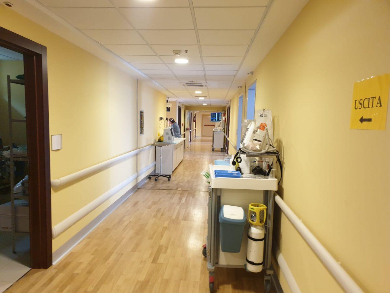 Pronto il nuovo ospedale Covid Conversano